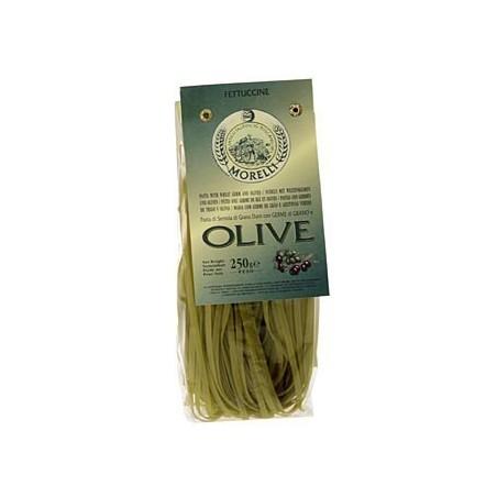 Fettuccine z oliwkami i ziarnami pszenicy, 250g