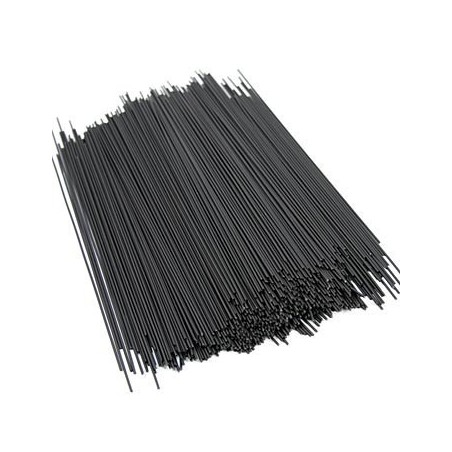 Spaghetti czarne, barwione sepią, 500g