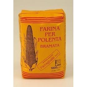 Polenta Bramata, średniej grubości, 1 kg
