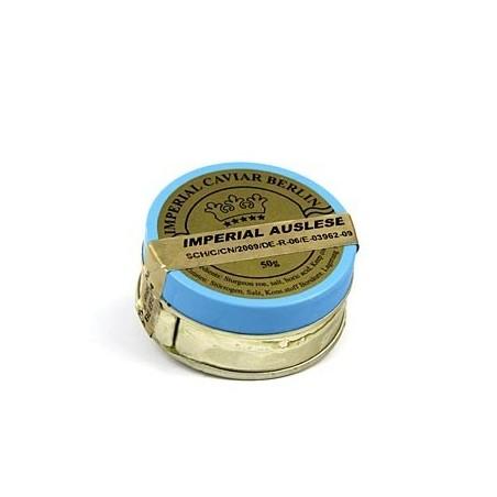 Imperial Auslese kawior, Amur-jesiotr, (Acipenser schrencki, China), 50 g