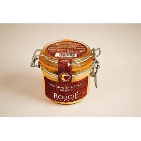 Rougie - Foie gras z kaczki entier 180g