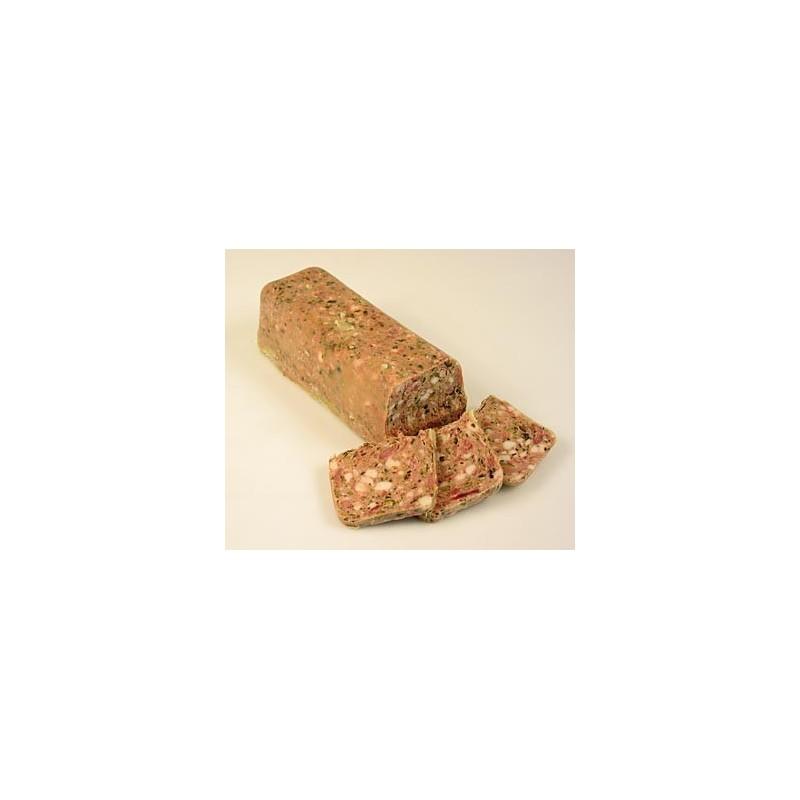 Terina z królika z oliwkami, 1 kg