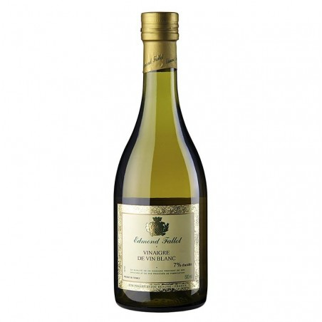 Ocet ze starego białego wina, Fallot, 500 ml