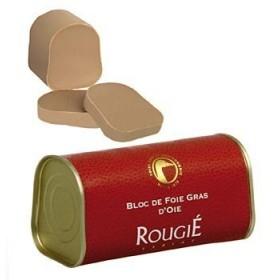 Rougie - Foie gras z gęsi, puszka 210g