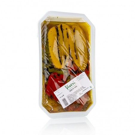 Papryka, grillowana, marynowana, 1 kg
