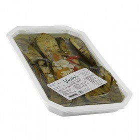 Cukinia w plastrach, grillowana, 1 kg/tacka