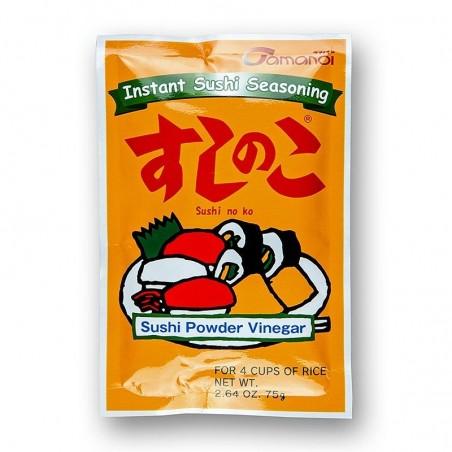 Osushi mix - Sushi-ocet w proszku firmy Mitsukan, 75 g