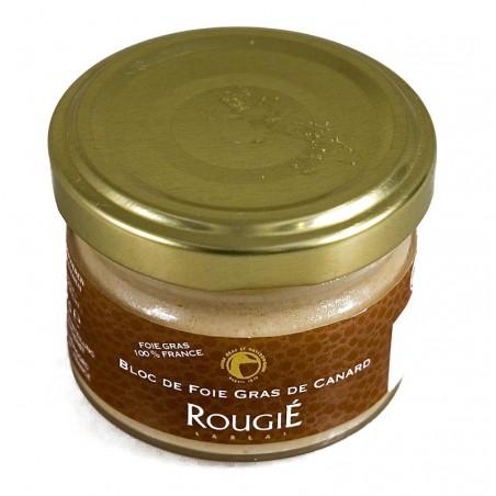 Rougie - Blok z wątróbki kaczki 50g