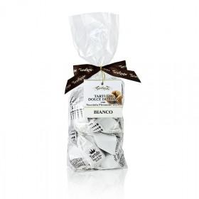 Mini pralinki Dolce d Alba, biała czekolada, 200g, każda około 7g, opakowanie prezentowe