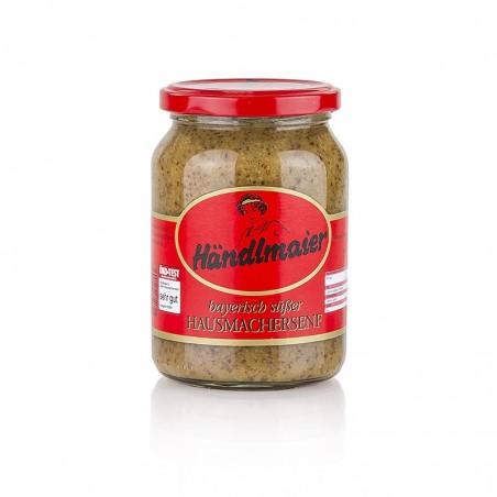 Słodka musztarda domowa, Händlmaier, 335 ml