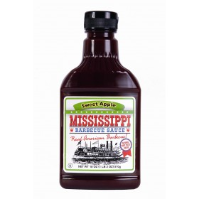 Sos Mississippi BBQ Apple, 510 g.