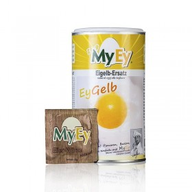 MyEy - zamiennik żółtka kurzego, vegan, Bio, 200g