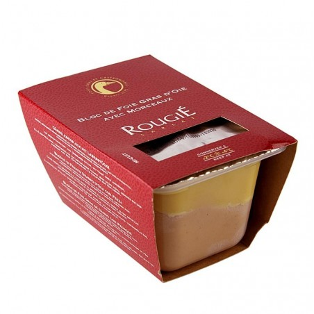Bizac - Foie gras z gęsi, trapez 500g