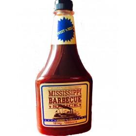Sos Mississippi BBQ Mild, 1814 g.