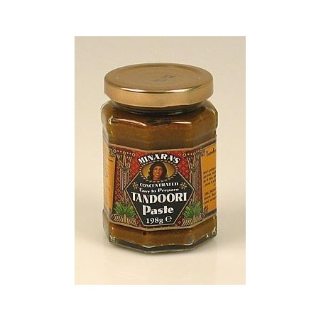 Tandoori pasta, żółta, Minara´s, 200g
