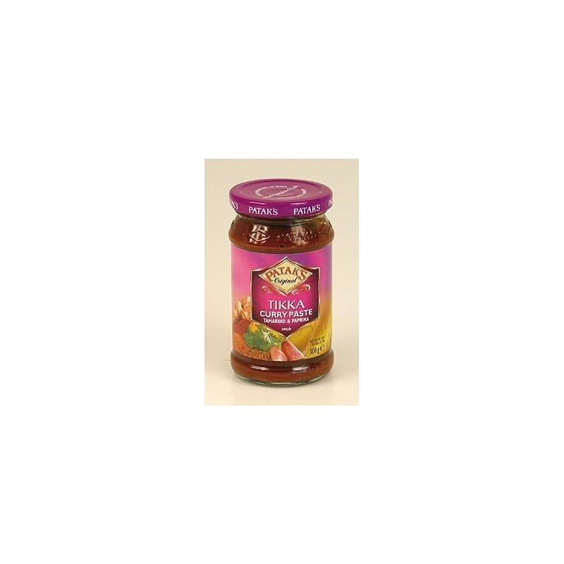 Tikka pasta curry, Patak´s, 280g