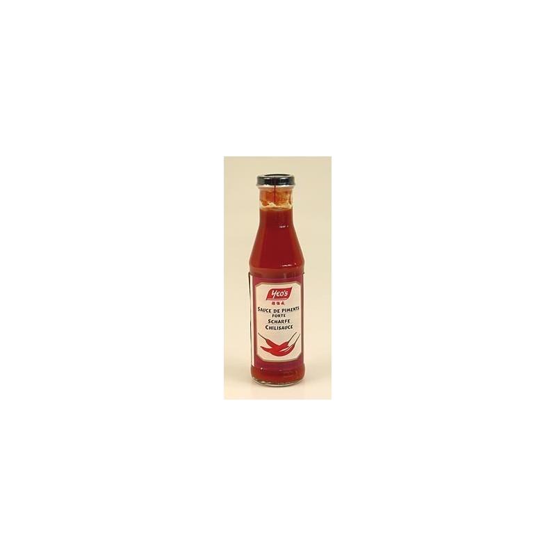 Sos chili ostry /bardzo pikantny, 375 ml