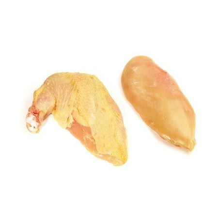 Piersi z kurczaka tuczonego kukurydzą 'Supreme' ok. 230 g / szt., 4 szt. / opak.