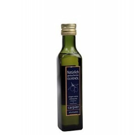 Carpier oliwa z oliwek extra virgen, wędzona 250 ml
