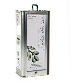 Oliwa z oliwek extra nativ, Kreta, Manolakis Groves 5l