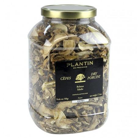 Borowiki francuskie Extra, jasne, Plantin, 500 g