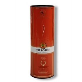 Espresso - TRE FORZE! całe ziarna, palone na ogniu z drewna oliwnego, 250g, Sycylia