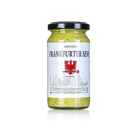 Musztarda frankfurcka, Kornmayer z frankfurckim zielonym sosem ziołowym 210ml