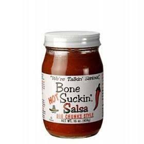 Ostry sos Salsa Barbeque, Bone Suckin Ford´s Food 454g