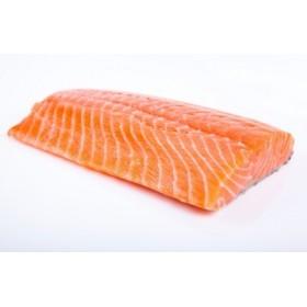 Filet z łososia norweskiego 'D' Trimm, ok. 1.0 - 1.4 kg/szt.