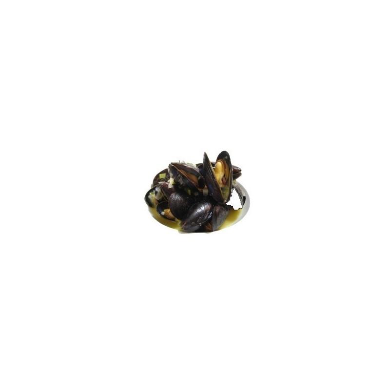 """Małże czarne, mule Föhrer """"Imperial"""", 2.0 kg/tackę, vacum"""