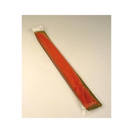 Irlandzki łosoś wędzony, filet z pleców, długi i cienki, ok.400-450g/szt.