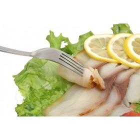 Filet wedzony z Halibuta krojony na carpaccio mrożony do 1,3kg