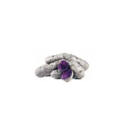 Ziemniaki truflowe, fioletowe, z Francji, 5 kg/skrzynka