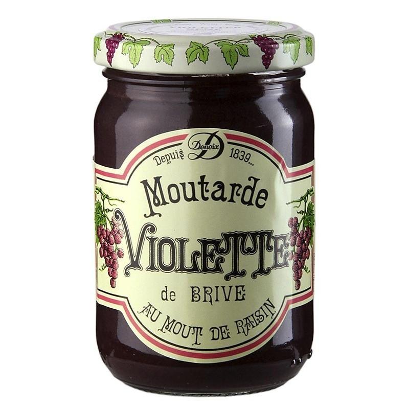 Musztarda fioletowa, Moutarde Violette, 200g