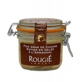 Rougie - Foie gras z kaczki entier armagnac 180g