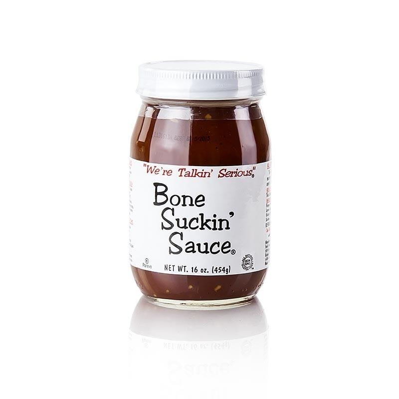 Sos Barbecue, Bone Suckin Ford´s Food, 454g