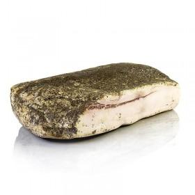Lardo - boczek, ok. 1.5 kg/szt.