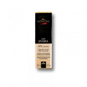 Valhrona, czekolada pełnomleczna Jivara, 50x20g