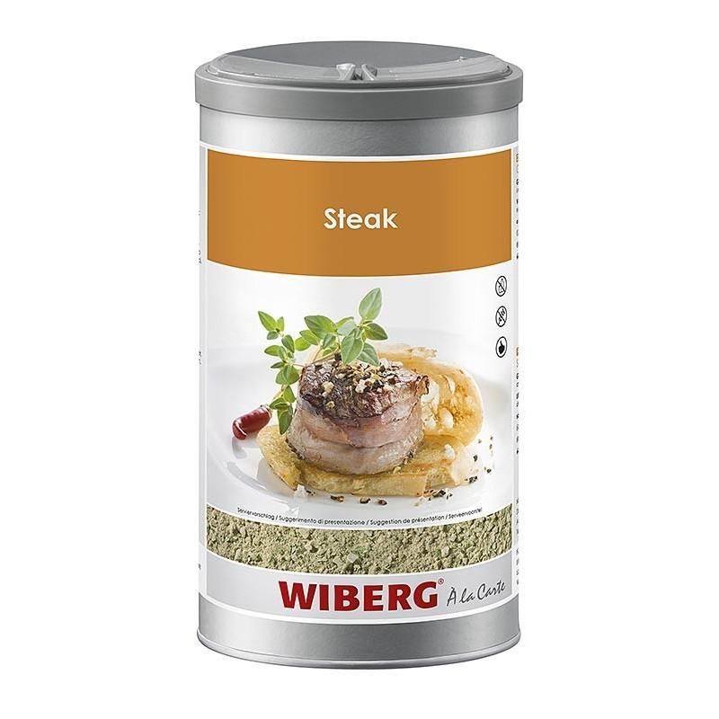 Przyprawa do steków z solą i ziołami, WIBERG, 950 gram/1200 ml