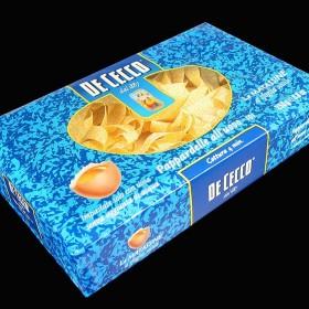 De Cecco, makaron jajeczny Pappardelle, Nr. 101, 250 g