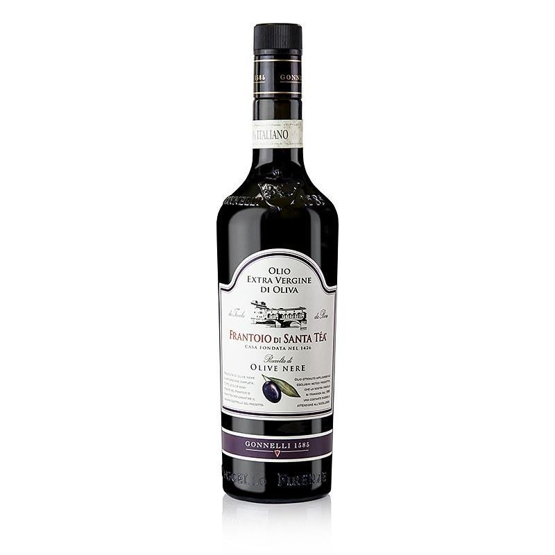 Oliwa z czarnych oliwek Santa Tea Dolce Delicato, 750 ml