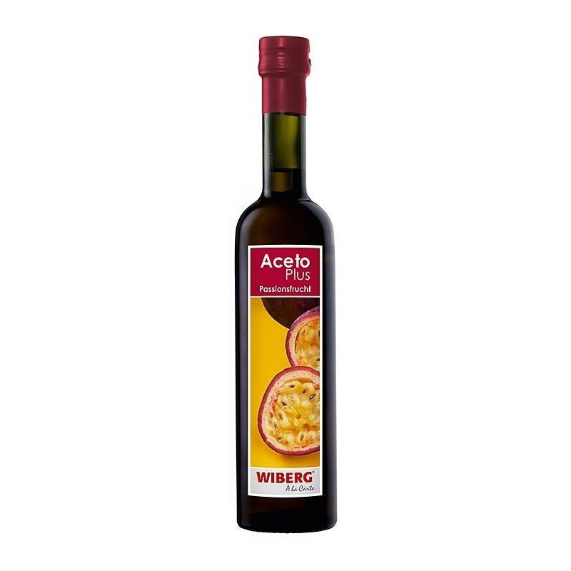 Ocet Plus Passionsfrucht, 1,5% kwaśności, 500 ml, Wiberg