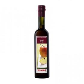 Klasyczny ocet jabłkowy, 3 letni, w beczkach przechowywany, 5% kwasności, 500 ml, Wiberg