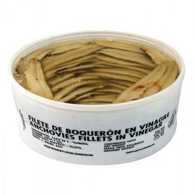 Anchois - filety z sardelek w zalewie octowej, białe, 700 g