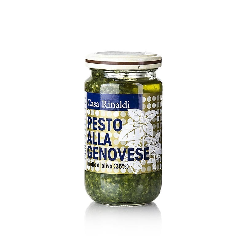 Pesto Genovese bazyliowe, Alis 180g