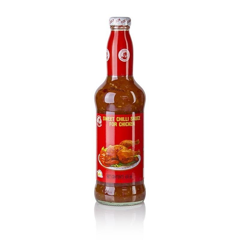 Sos chili do drobiu Cock Brand Hahn, 650ml