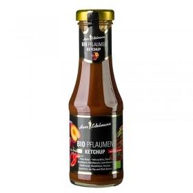 Herr Edelmann - ketchup ze śliwek bez pomidorów, BIO, 250 ml