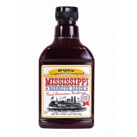Sos Mississippi BBQ Orginal, 510 g.