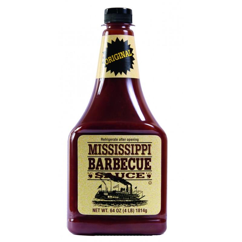 Sos Mississippi BBQ Orginal, 1814 g.