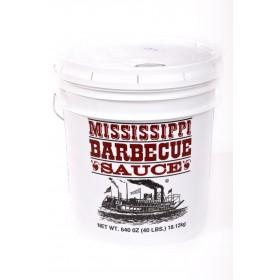 Sos Mississippi BBQ Orginal, z dozownikiem, 18,2 kg